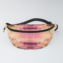 PINK SPANGLES no9-R2 Fanny Pack