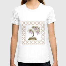 Wisteria . Tree 2 T-shirt