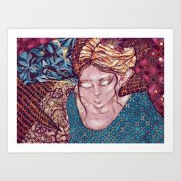 Memories_01 Art Print