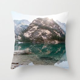 You Are My Rock Throw Pillow
