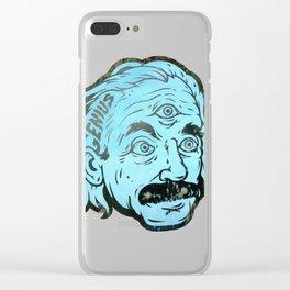 Genius Clear iPhone Case