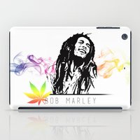 marley iPad Cases featuring Marley Stencil Work by L & T Designs