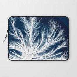 Mycelium in a petri dish Laptop Sleeve