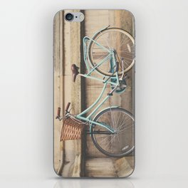 the bicycle ... iPhone Skin