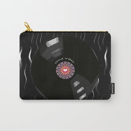 Good Vibes - For vinyl records music lover Carry-All Pouch