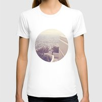 vermont T-shirts featuring Vermont Avenue by CMcDonald