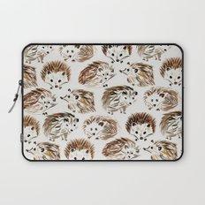 Hedgehogs Laptop Sleeve