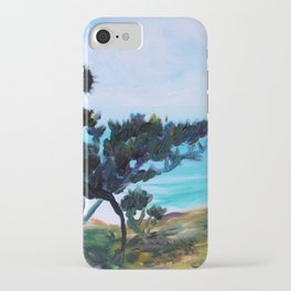 Fine, Fine Torrey Pine iPhone Case