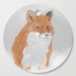 Winterfox Cutting Board