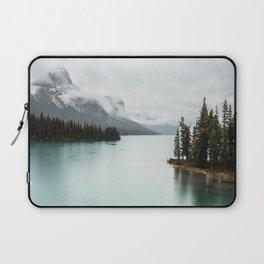 Landscape Photography Maligne Lake Laptop Sleeve