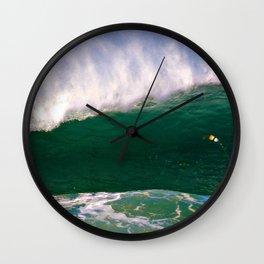 Windy Wave Wall Clock