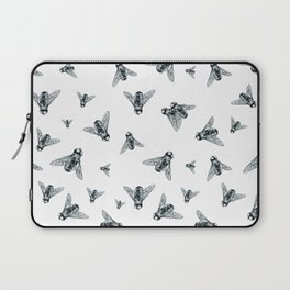 Fly Dotwork Laptop Sleeve