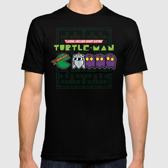 Hero in a Pac-Shell (Mikey) T-shirt