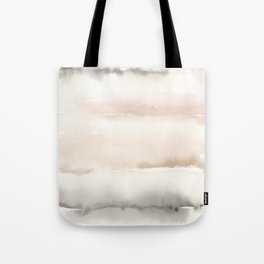 Origin Neutral Watercolor Wash Tote Bag
