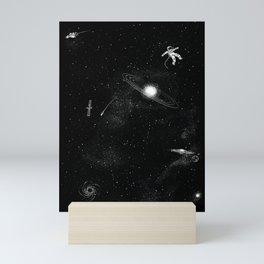 Gravity 3.0 Mini Art Print