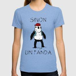 Sinon, un panda (3) T-shirt