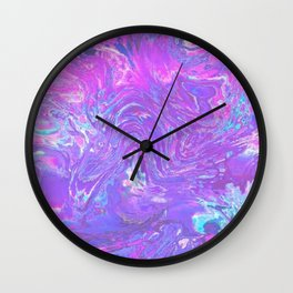 Dr!p Wall Clock
