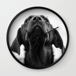 Heaven's above! Wall Clock