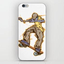 skateboy iPhone Skin