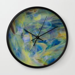Mistic Daze Wall Clock