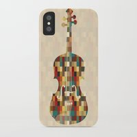 charlie iPhone & iPod Cases featuring Charlie by Halamo