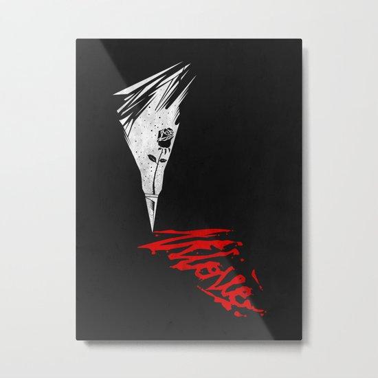 Last love note Metal Print
