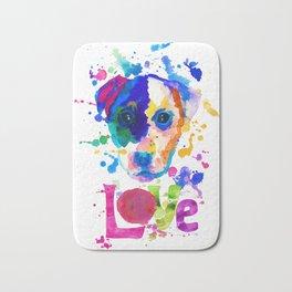 Doggy - love Bath Mat