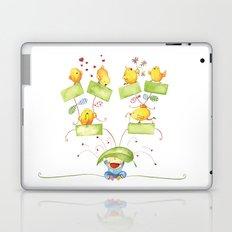 Baby family tree Laptop & iPad Skin