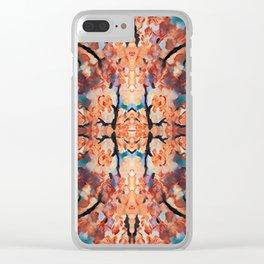 Sakura I Clear iPhone Case