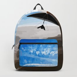 Hang gliding Backpack