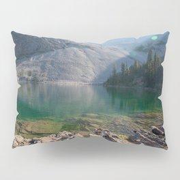 Window Mtn Lake Pillow Sham