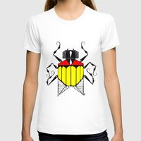 bug T-shirts featuring Bug by Maegan Ochse