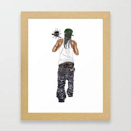 Low Ryder's Framed Art Print