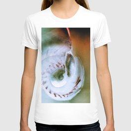 Sea Snail Portrait T-shirt