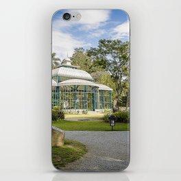 Palácio de Cristal iPhone Skin