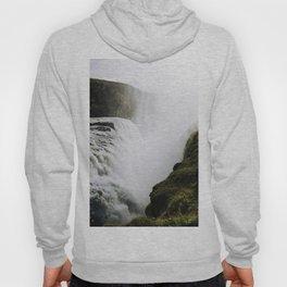 Gullfoss waterfall in Iceland - Landscape Photography Hoody