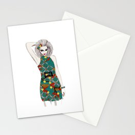 Floral Stationery Cards
