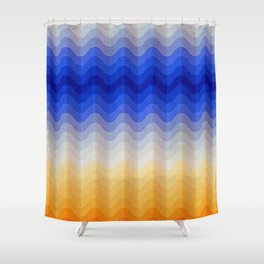 Paper Shower Curtain