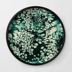 GREEN SPACE Wall Clock
