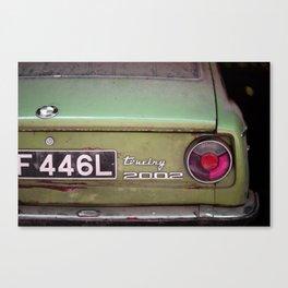 Car Touring 2002 Canvas Print