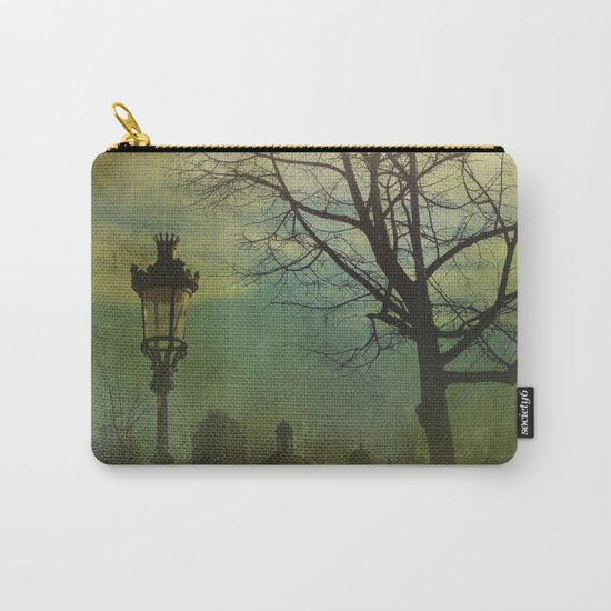 Once pon a time a park in Barcelona Carry-All Pouch