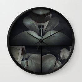 DPline0001 Wall Clock