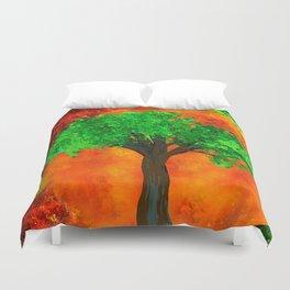 THE FOREVER TREE Duvet Cover