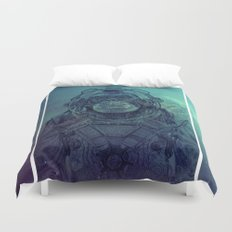 Apex-XIII: Mission I Duvet Cover