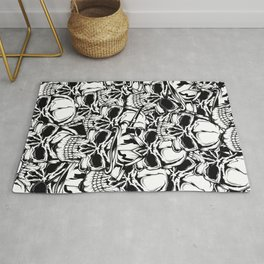 Pirate - Black - Pirate Rug