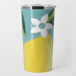 Meyer Lemon Travel Mug