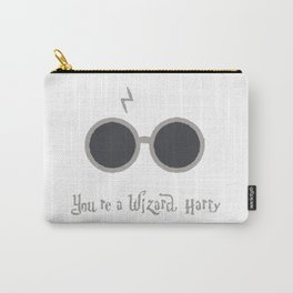 You are a wizard, Harry Carry-All Pouch