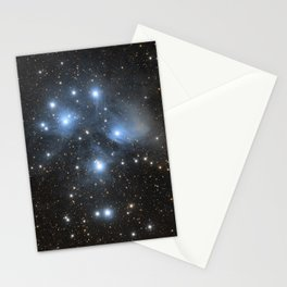 The Pleiades or The Seven Sisters Stationery Cards