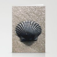 seashell Stationery Cards featuring Seashell by JMVasquez Photography