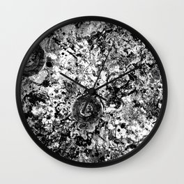 ZJ Abstracts - Remix 1 - 2020 Wall Clock